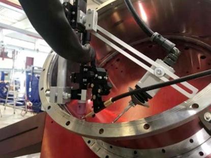 Robotica e Industria 4.0 fra le chiavi di svolta